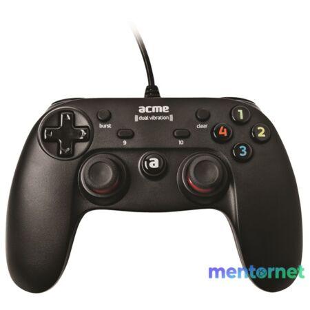 Acme GA09 digitális USB gamepad