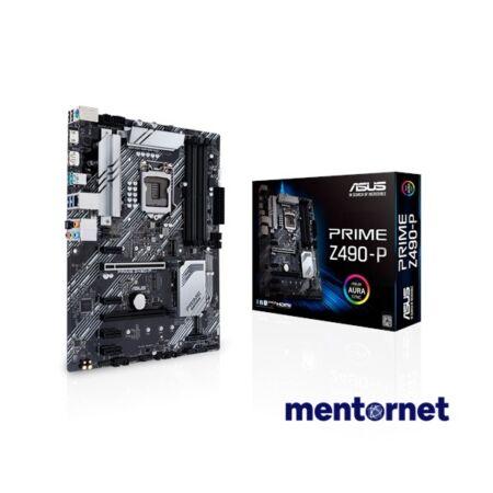 ASUS PRIME Z490-P Intel Z490 LGA1200 ATX alaplap