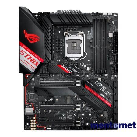 ASUS ROG STRIX Z490-H GAMING Intel Z490 LGA1200 ATX alaplap