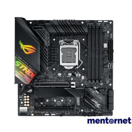 ASUS ROG STRIX Z490-G GAMING Intel Z490 LGA1200 mATX alaplap