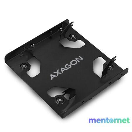 "Axagon RHD-225L 3,5""-ről 2,5""-re fekete SSD / HDD beépítő keret"