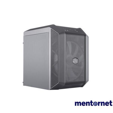 Cooler Master MasterCase H100 táp nélküli fekete miniITX ház