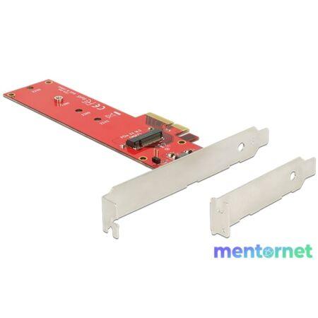 Delock 89455 PCI Express kártya - 1 db belső M.2 B 110mm - Low Profile