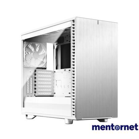Fractal Design Define 7 Fehér ablakos (Táp nélküli) E-ATX ház