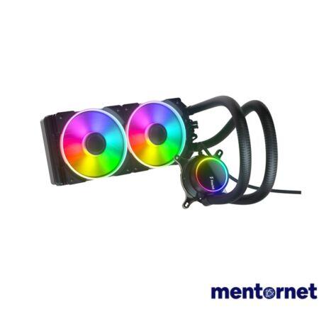 Fractal Design Celsius+ S24 Prisma vízhűtéses processzorhűtő