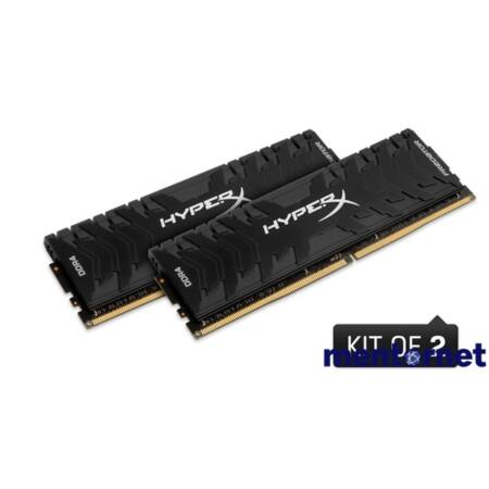 Kingston 16GB/3200MHz DDR-4 HyperX Predator XMP (Kit! 2db 8GB) (HX432C16PB3K2/16) memória