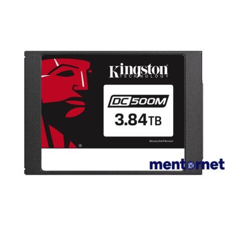 "Kingston 3840GB SATA3 2,5"" (SEDC500M/3840G) Data Center SSD"