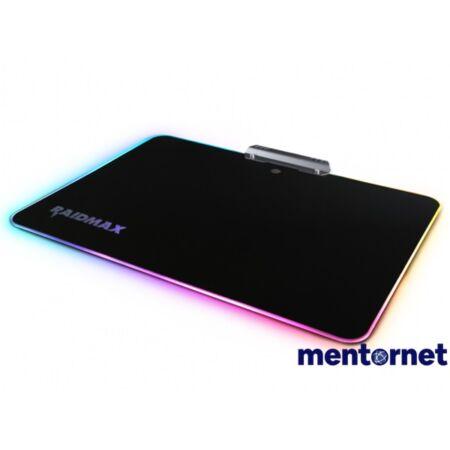 RAIDMAX Blazepad RGB világító gamer egérpad