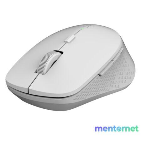 """Rapoo """"M300"""" Bluetooth vezeték nélküli világosszürke egér"""