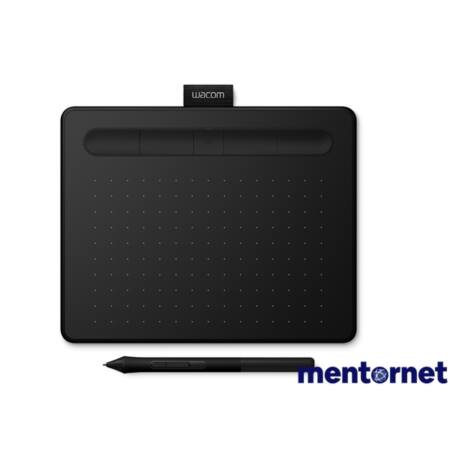 Wacom Intuos M fekete Bluetooth North digitális rajztábla