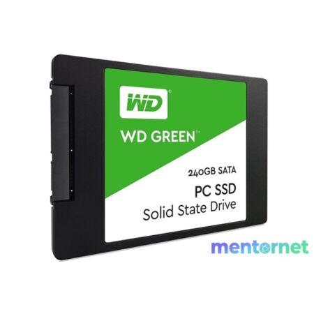 "Western Digital 240GB SATA3 2,5"" 3D Green 7mm (WDS240G2G0A) SSD"