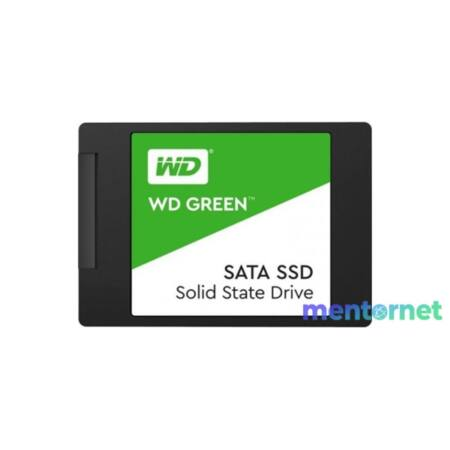 "Western Digital 480GB SATA3 2,5"" 3D Green 7mm (WDS480G2G0A) SSD"