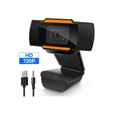 D2D5B2 720p webkamera beépített mikrofonnal