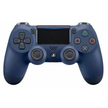 Dualshock 4 V2 kontroller, éj kék, eredeti PS719874263