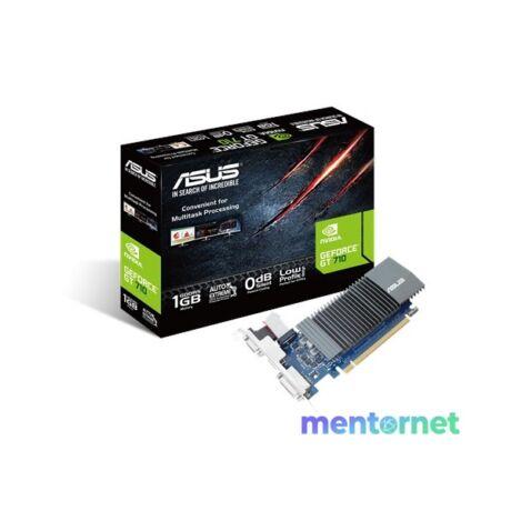 ASUS GT710-SL-1GD5 nVidia 1GB GDDR5 32bit PCIe videokártya