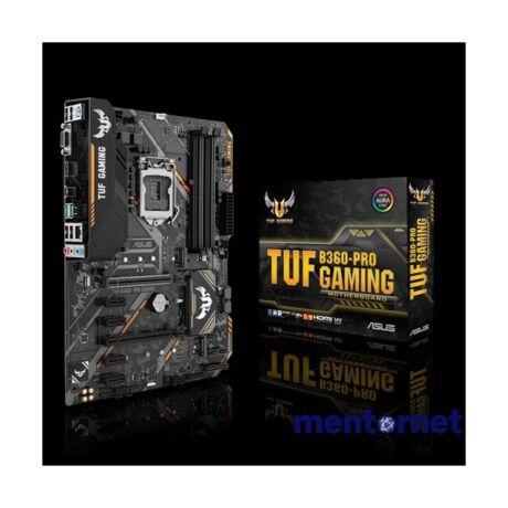 ASUS TUF B360-PRO GAMING Intel B360 LGA1151 ATX alaplap