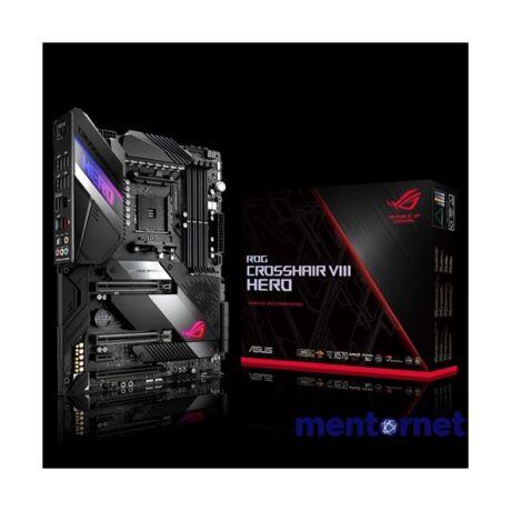 ASUS ROG CROSSHAIR VIII HERO AMD X570 SocketAM4 ATX alaplap