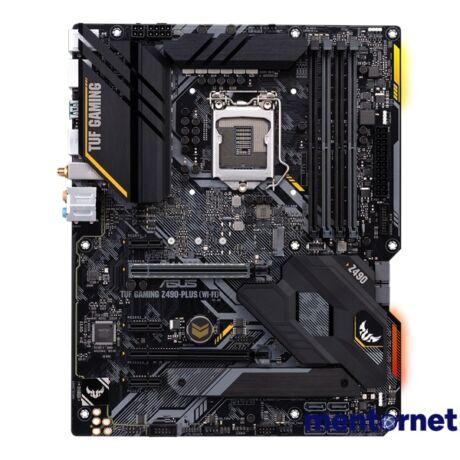 ASUS TUF GAMING Z490-PLUS (WI-FI) Intel Z490 LGA1200 ATX alaplap
