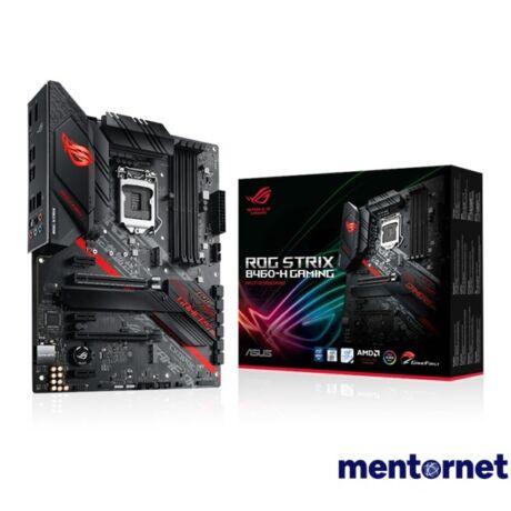 ASUS ROG STRIX B460-H GAMING Intel B460 LGA1200 ATX alaplap