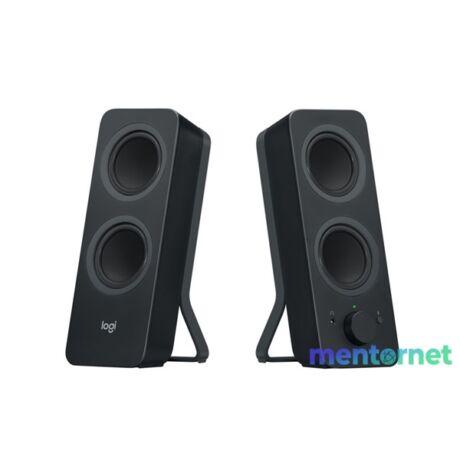 Logitech Z207  5W Bluetooth fekete hangszóró