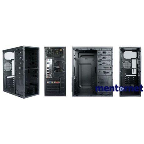 Danubius C3101 Fekete 450W  ATX ház