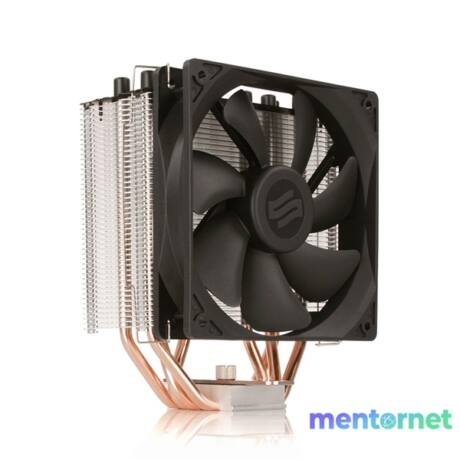 SilentiumPC Fera 3 HE1224 120mm Fekete processzor hűtő