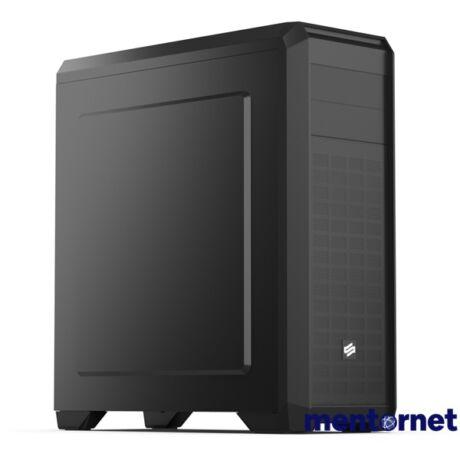 SilentiumPC Regnum RG4 Fekete (Táp nélküli) ATX ház