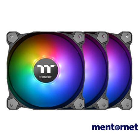 Thermaltake 120mm Pure 12 ARGB Sync 3-pack ház hűtőventilátor