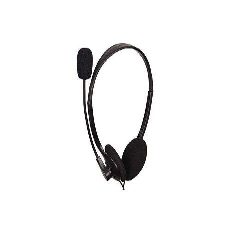 MHS-123 - (Headset) - mikrofonos fejhallgató.