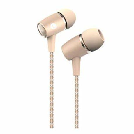 Engine AM12 Plus (22040218) arany mikrofonos vezetékes headset - fülhallgató