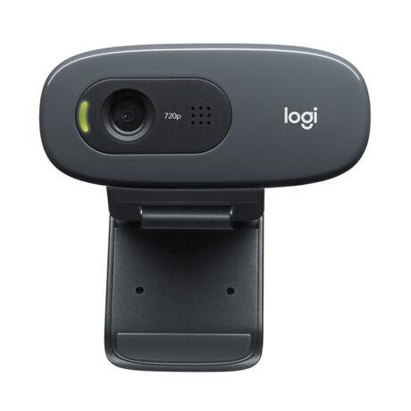 QuickCam C270 fekete webkamera