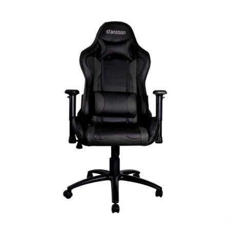 UCE500BB ergonomikus gamer szék, fekete
