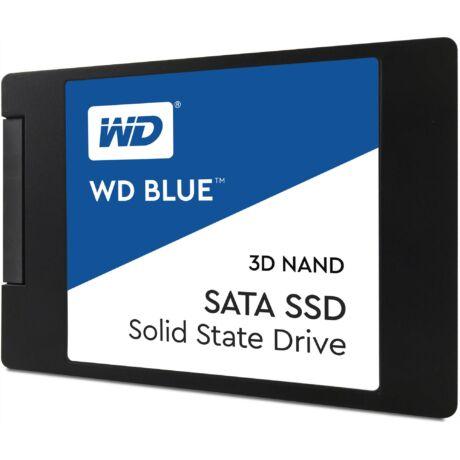 Blue 250GB  Sata III.  WDS250G2B0A SSD meghajtó