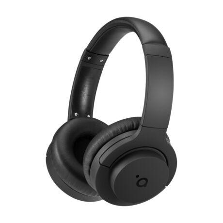 BH213 fekete Bluetooth fejhallgató