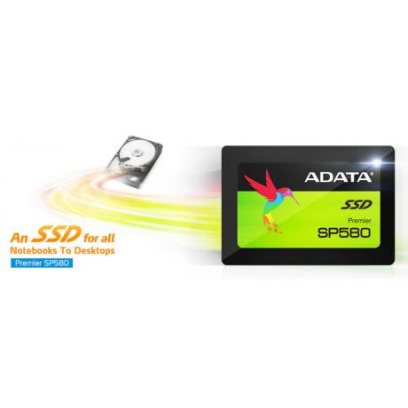 240GB SSD meghajtó Premier Pro SP580 9JASP850SS3240GMC