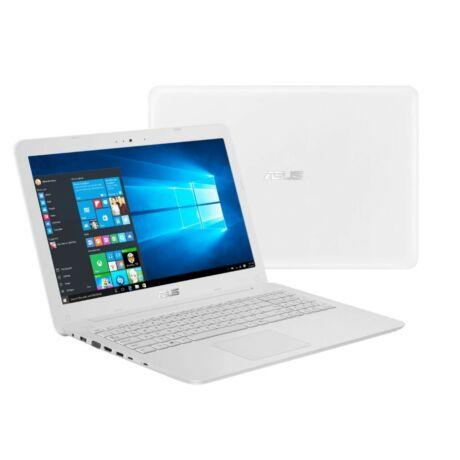 """X556UQ-DM1214T + Windows 10 15,6""""-os FHD notebook fehér színben"""