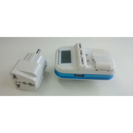 univerzális kamera, telefon akku töltő UNBC007