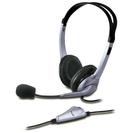 HS-04S - (Headset) - mikrofonos fejhallgató.