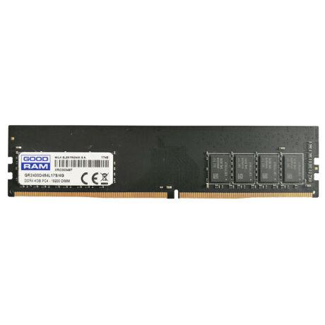 PC DDR4  4GB, 2400MHz, GoodRam GR2400D464L17S/4G memória