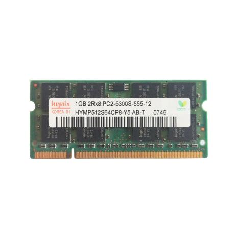 1Gb DDR2 667MHz - notebook memória PC2-5300