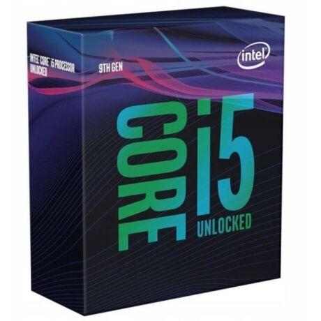 Core i5-9600K Hexa-Core 3.7GHz LGA1151 Processzor