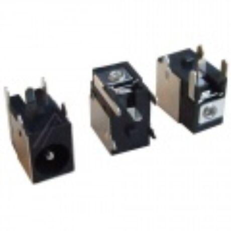 szerelhető aljzat, 5,5*1,7*10mm, alaplaphoz 4878108