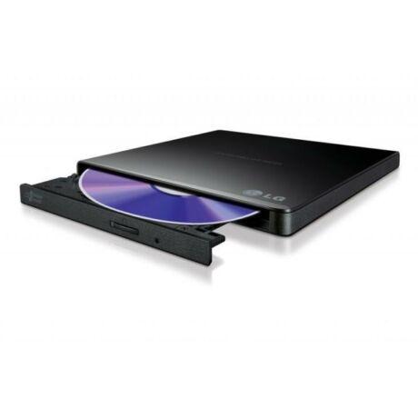 USB 10x GP57EB40 dobozos fekete slim DVD író
