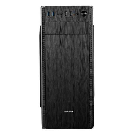 Ariel Black Micro-ATX, ATX, ITX  PC ház (AT-ARIEL-10-000000-0002)