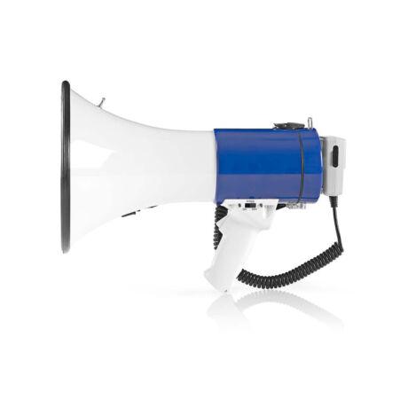 MEPH200WT 25W hangosbeszálő/megaphone beépített szirénával