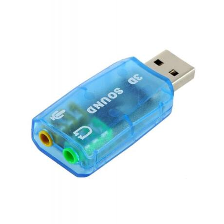 KOM0638A USB-s hangkártya