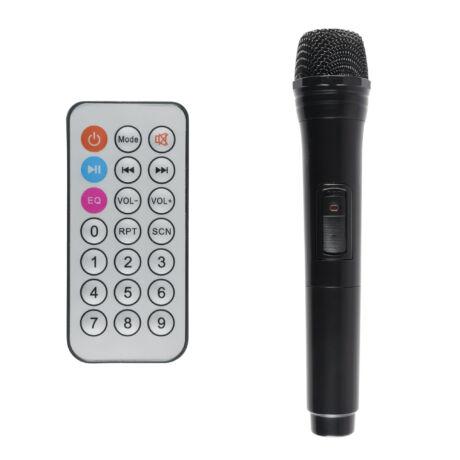 mikrofon csatlakoztatva