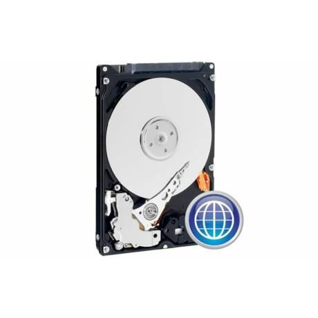 "2,5"" 1000GB 5400rpm/8MB WD S-ATA, Blue Scorpion WD10JPVX"
