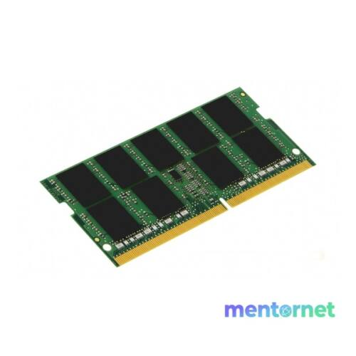 Kingston 8GB/2666MHz DDR-4 1Rx8 (KVR26S19S8/8) notebook memória