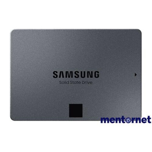 """Samsung 1000GB SATA3 2,5"""" 870 QVO (MZ-77Q1T0BW) SSD"""